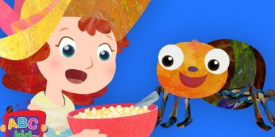 Little Miss Muffet (2D) | Cocomelon (ABCkidTV) Nursery Rhymes & Kids Songs