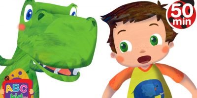 My Friend Dinosaur (2D) | +More Nursery Rhymes & Kids Songs – Cocomelon (ABCkidTV)