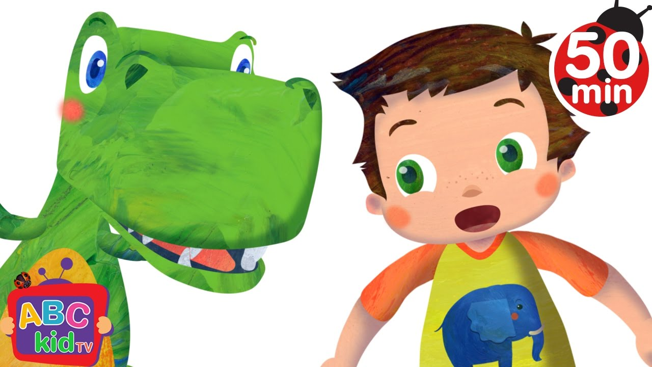 My Friend Dinosaur (2D) | +More Nursery Rhymes & Kids Songs – Cocomelon (ABCkidTV)