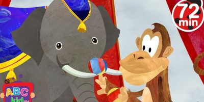 Animal Fair (2D) | +More Nursery Rhymes & Kids Songs – Cocomelon (ABCkidTV)