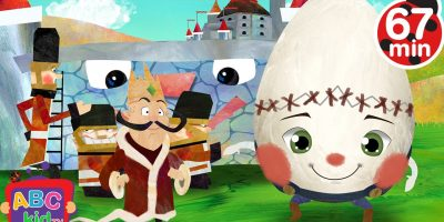 Humpty Dumpty (2D) | +More Nursery Rhymes & Kids Songs – Cocomelon (ABCkidTV)