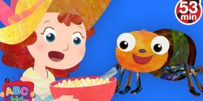 Little Miss Muffet | +More Nursery Rhymes & Kids Songs – Cocomelon (ABCkidTV)