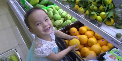 shopping supermarket song with baby little baby girl – Abckidtv Misa