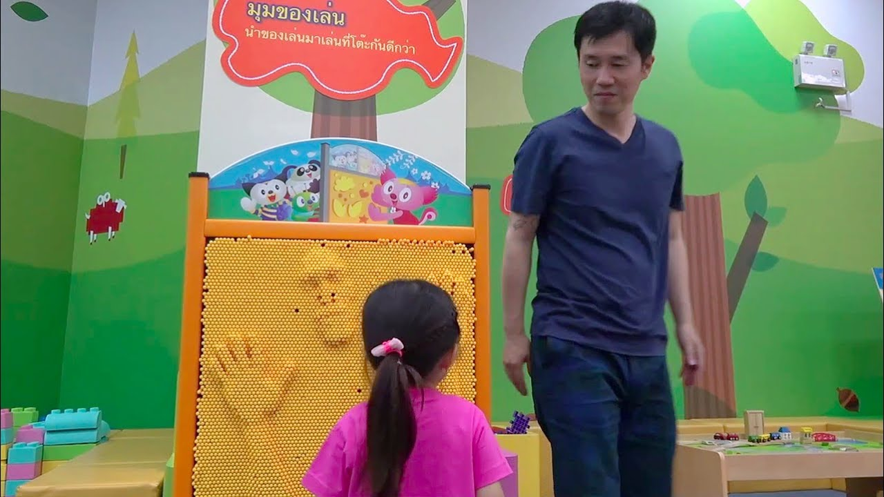 ABCkidTV Mika at Indoor playground family fun for kids – Nursery rhymes songs for baby