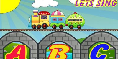 ABc Kid tv- ABC- Song- Collection: Phonics | MLP | Kids tv Channel | Choochoo Bob The Train|LBB