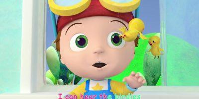 Five Senses Song   Nursery Rhymes & Kids Songs – ABCkidTV— Kids Videos