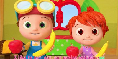Apples and Bananas Song – ABCkidTV Songs for Children