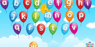 ABC Song with Balloons – ABCkidTV