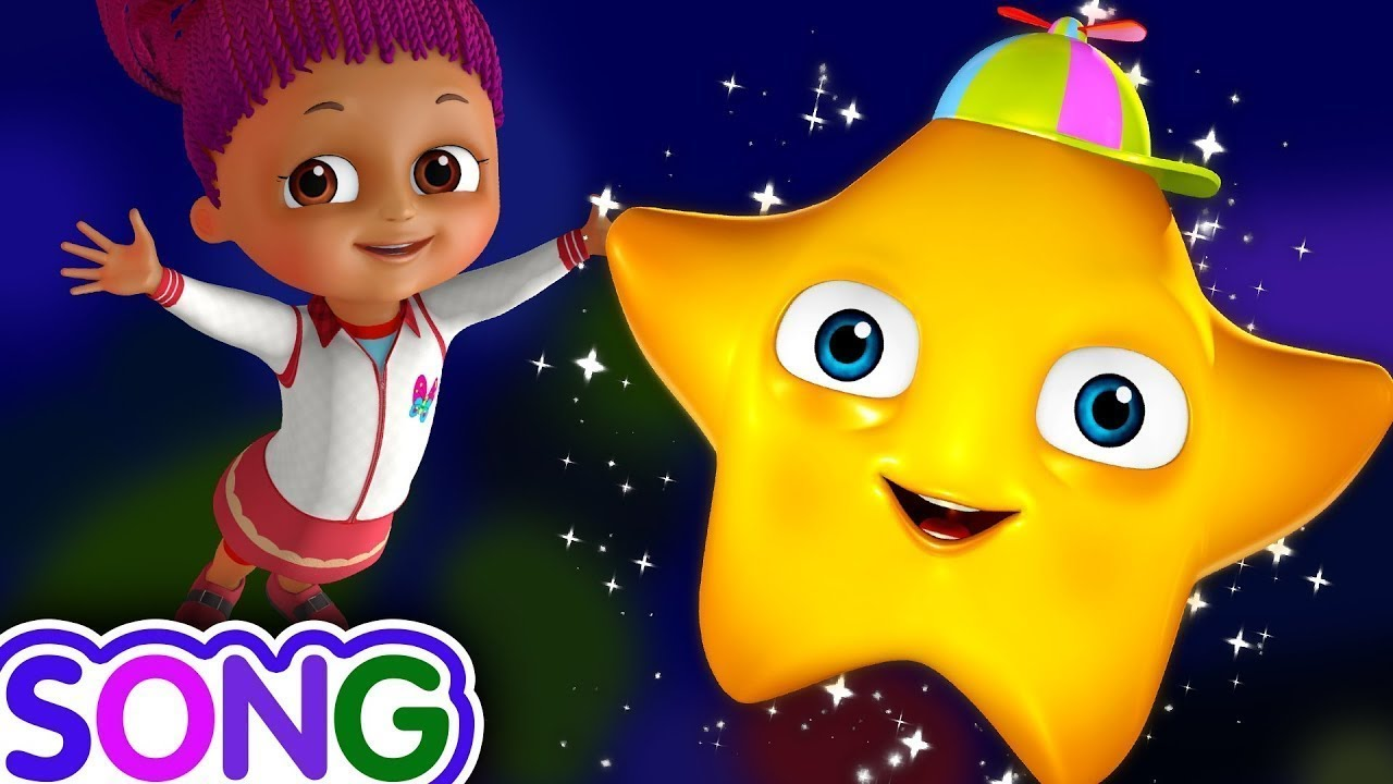 #8ONTRENDING | Twinkle Twinkle Little Star |+More Nursery Rhymes & Kids Songs(ABCkidTV)#loolookids