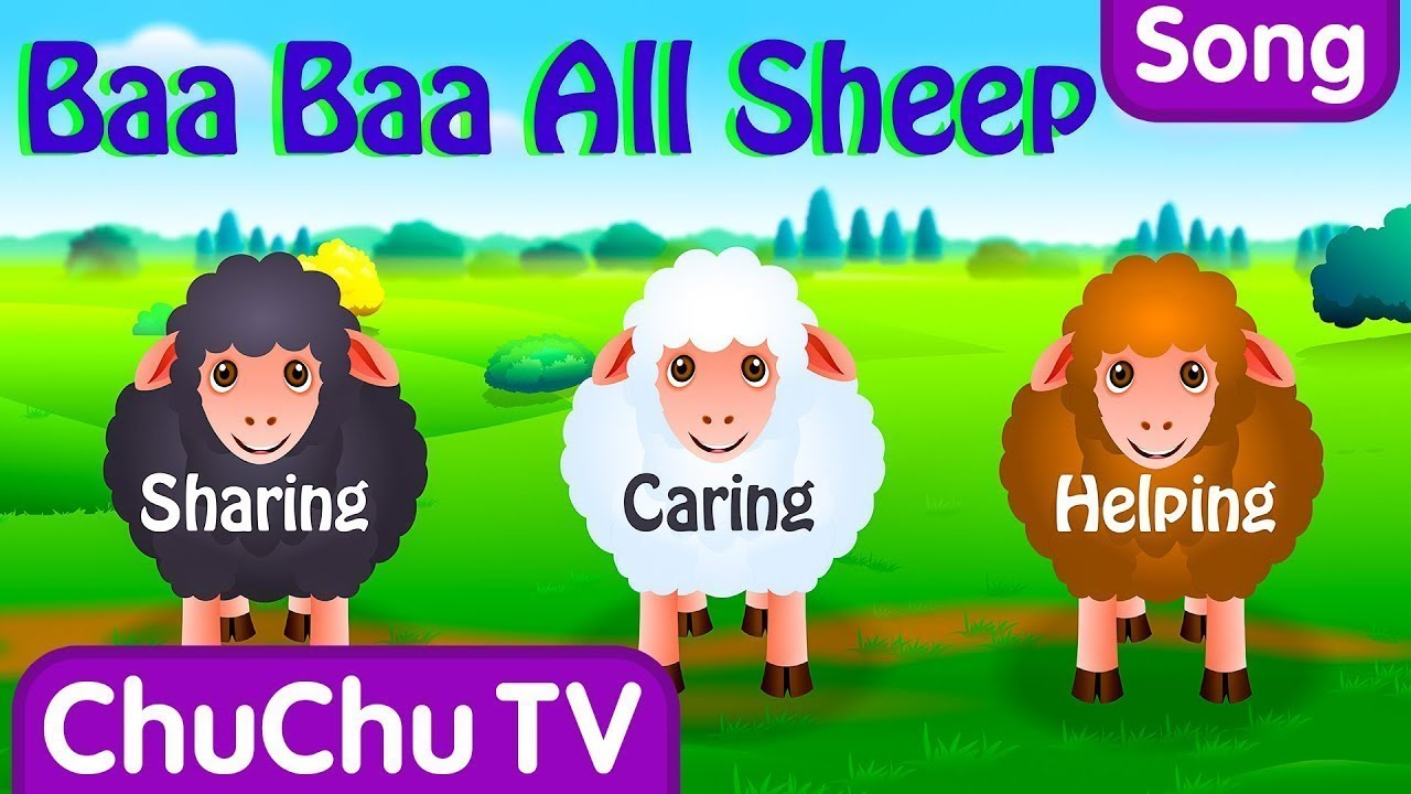 Nursery Rhymes: Baa Baa Black Sheep |More Nursery Rhymes – Cocomelon (ABCkidTV