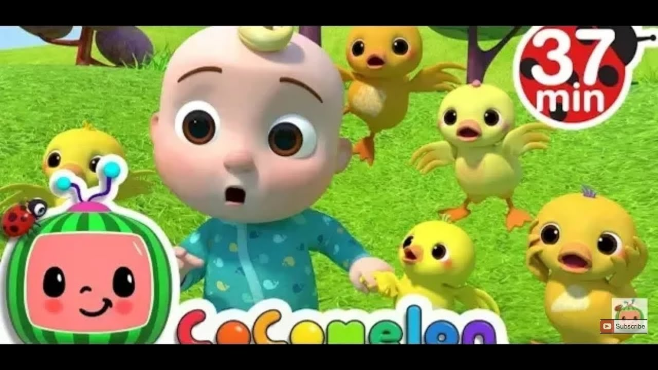 Five Little Ducks 2 | +More Nursery Rhymes & Kids Songs – Cocomelon (ABCkidTV)