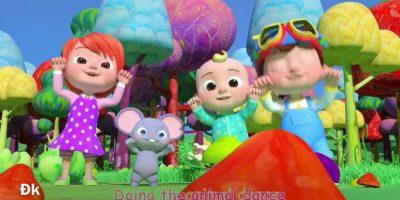 Animal Dance Song | Cocomelon (ABCkidTV) Nursery Rhymes & Kids Songs