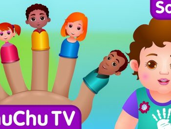 The Finger Family Song   ChuChu TV Nursery Rhymes & Songs For Children