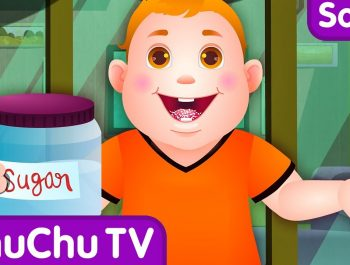 Johny Johny Yes Papa Nursery Rhyme – Cartoon Animation Rhymes & Songs for Children