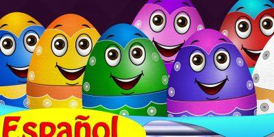 huevos sorpresas animales de la granja   Los Sonidos de los animales de la granja   ChuChu TV
