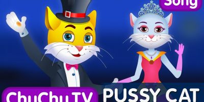 PussyCat, PussyCat Nursery Rhyme | Popular Nursery Rhymes by ChuChuTV