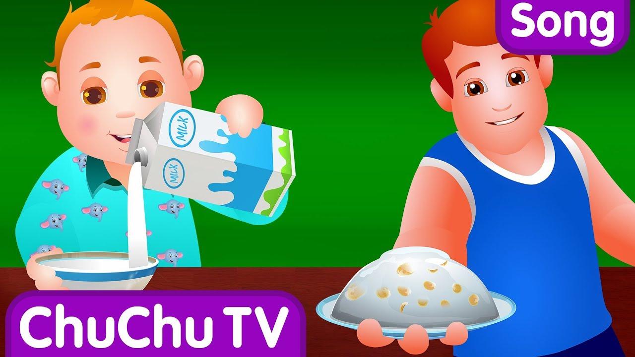 Johny Johny Yes Papa | Part 4 | Cartoon Animation Nursery Rhymes & Songs for Children | ChuChu TV