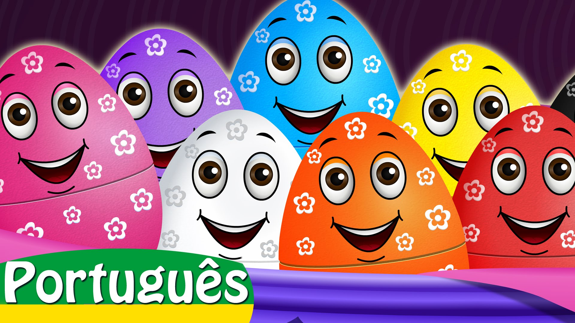 Ovos Surpresa Com Brinquedos Vida Selvagem   Animais Selvagens   ChuChu TV Português