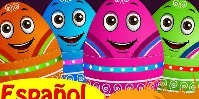 Huevos Sorpresas | Baa Oveja Negra | Aprende Colores & Objetos | ChuChu TV