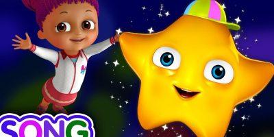 Twinkle Twinkle Little Star – Nursery Rhymes Songs for Children | ChuChu TV Funzone 3D for Kids