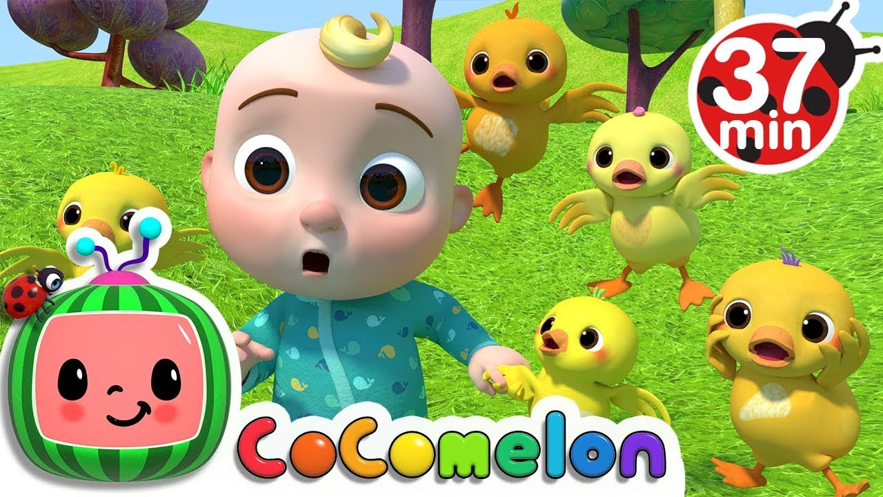 Five Little Ducks 2 | +More Nursery Rhymes & Kids Songs – Cocomelon (ABCkidTV)