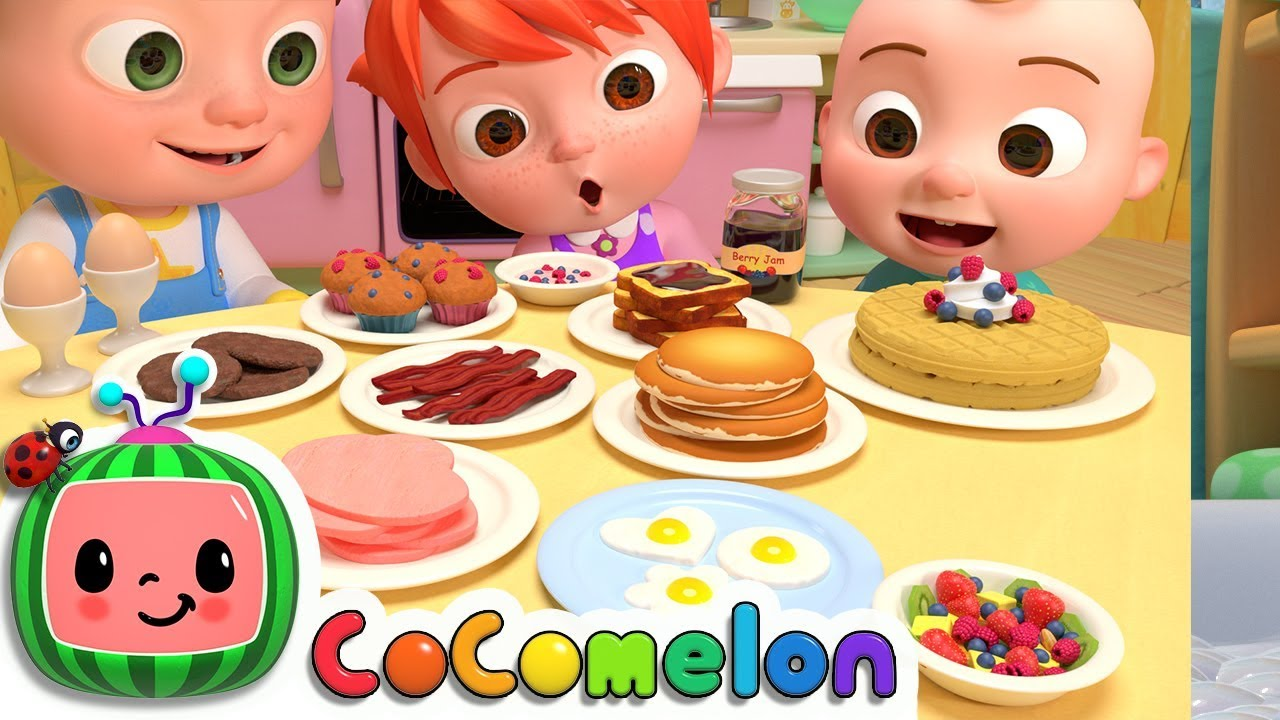 Breakfast Song | Nursery Rhymes – Cocomelon
