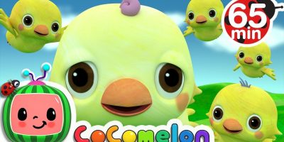 Five Little Birds 2 | +More Nursery Rhymes & Kids Songs – Cocomelon (ABCkidTV)