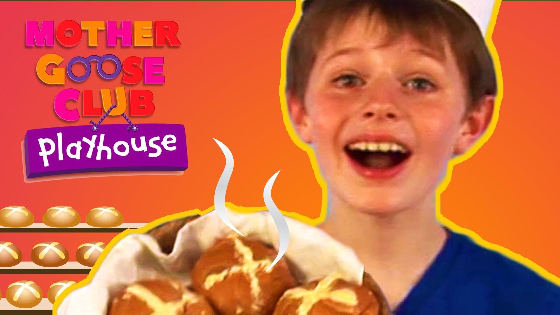 Hot Cross Buns! – Mother Goose Club Playhouse Kids Video