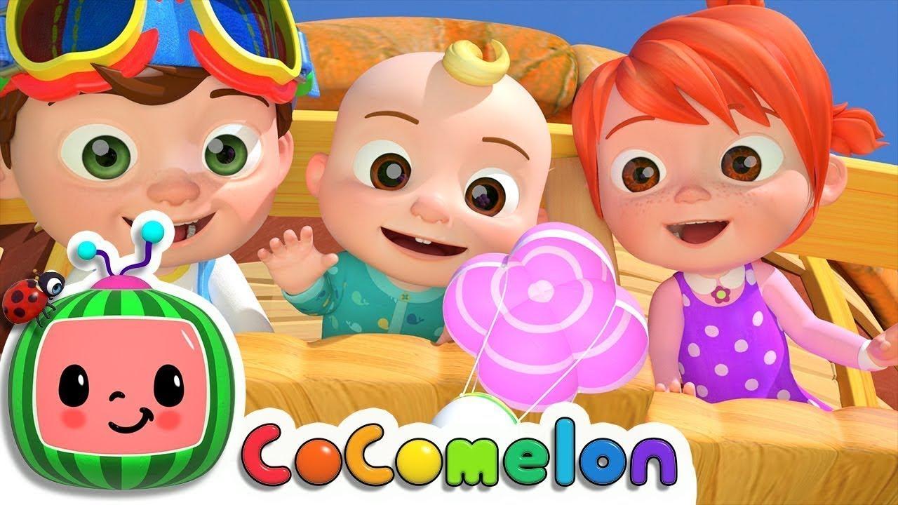 Humpty Dumpty | Cocomelon ABCkidTV Nursery Rhymes & Kids Songs