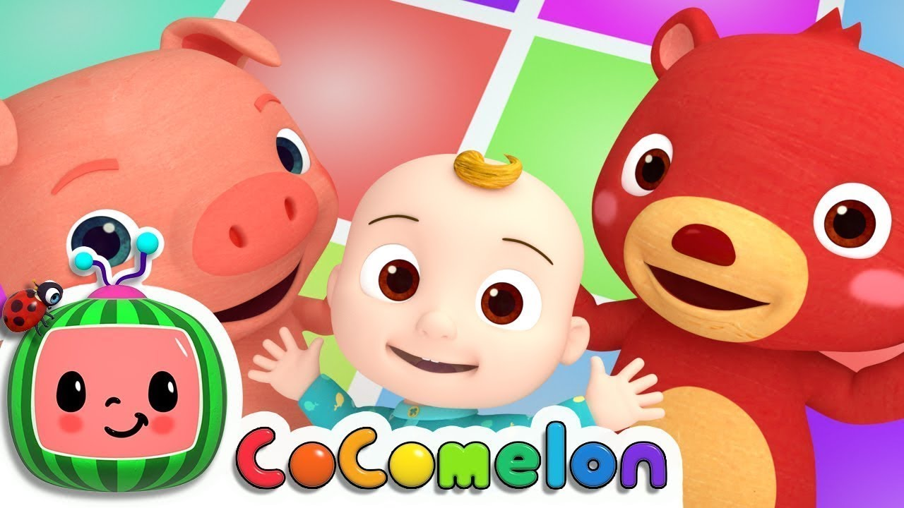If You're Happy and You Know It | Cocomelon (ABCkidTV) Nursery Rhymes & Kids Songs