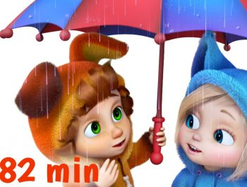 Rain Rain Go Away   Nursery Rhymes Collection and Baby Songs from Dave and Ava