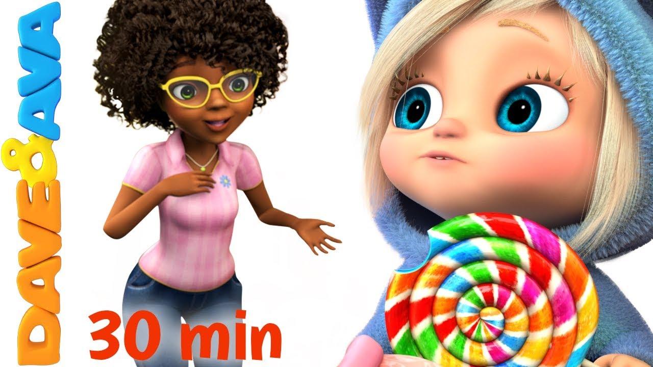 ? Ava Ava Yes Mama | Johny Johny Yes Papa | Nursery Rhymes Collection 30 min from Dave and Ava?