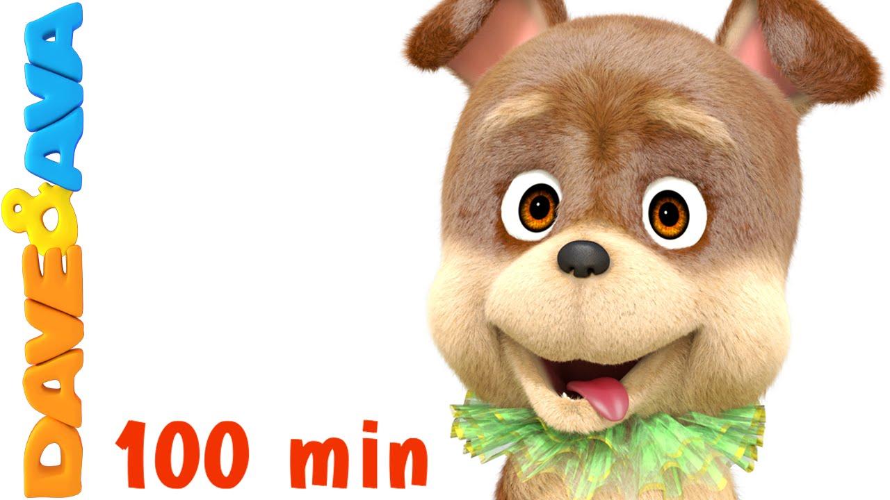 Bingo Dog Song   Kids Songs & Nursery Rhymes   Dave and Ava