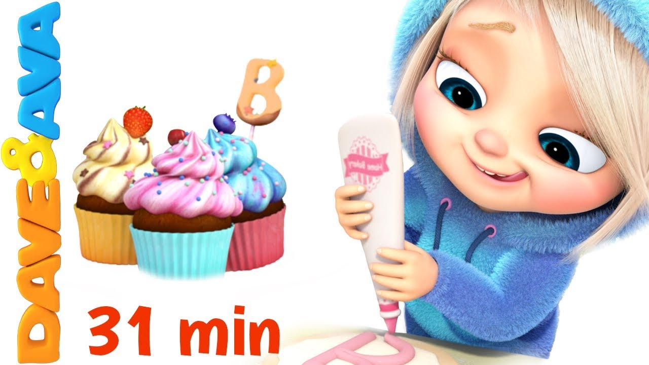 ? Pat a Cake | Nursery Rhymes Collection and Action Songs from Dave and Ava ?