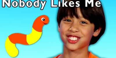 Worm Eating Challenge | Nobody Likes Me and More | Baby Songs from Mother Goose Club!