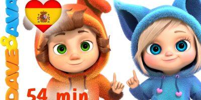 ? Videos Infantiles   Un Dedito Parte 2 – Colección   Сanciones Infantiles de Dave y Ava ?