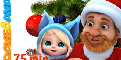 ? Christmas Songs Collection | Christmas Carol and Christmas Songs for Kids from Dave and Ava ?