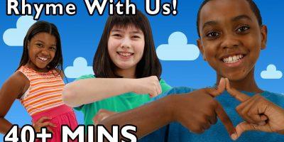 Rhyme With Us 2 | Mother Goose Club Playhouse Nursery Rhymes