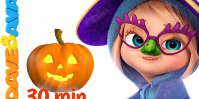 ? If You're Monster and You Know It + More Kids Songs for Halloween from Dave and Ava ?