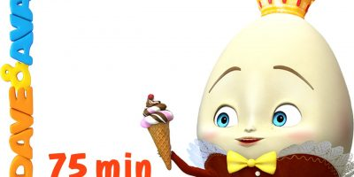 Humpty Dumpty | Nursery Rhymes Collection and Baby Songs from Dave and Ava