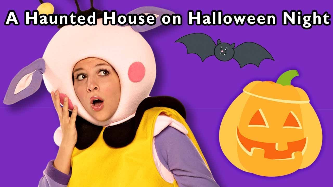 ? LIVE: ? ? Halloween Videos | Ghost Family & More | Mother Goose Club Videos
