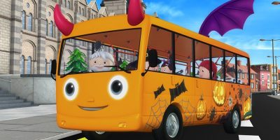 Wheels on the Bus – Halloween Songs For Kids | Little Baby Bum LIVE | Nursery Rhymes & Kids Songs