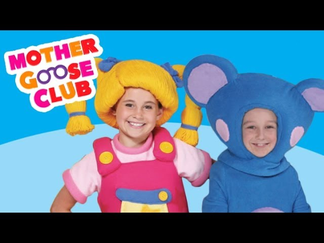 Nursery Rhyme Singing Time – Children's Songs With Mother Goose Club