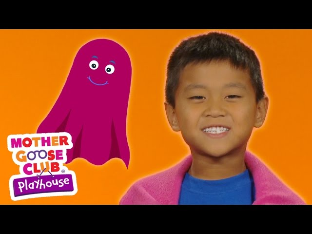 G Is for Game   Blanket Monster   Mother Goose Club Playhouse Funny Prank Video