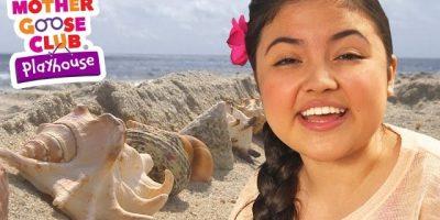 How Many Seashells | Mother Goose Club Playhouse Kids Video