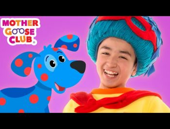 Superhero Animal Game | Fooba Wooba | Mother Goose Club Songs for Children