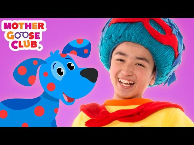 Superhero Animal Game | Fooba Wooba | Mother Goose Club Songs for Children