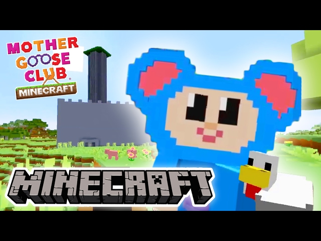 Magic Potion Adventure | Eep and the Mysterious Maze | Mother Goose Club Minecraft