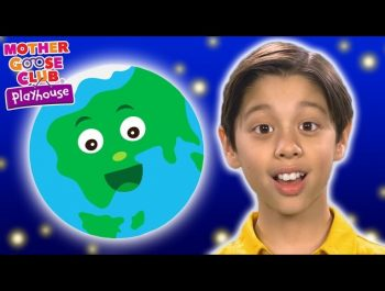 Earth Is Our Home | Spring Nature Adventure | Mother Goose Club Playhouse Kids Video
