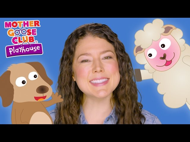 Animal Sounds Song | Noisy Party Animals | Mother Goose Club Playhouse Kids Video